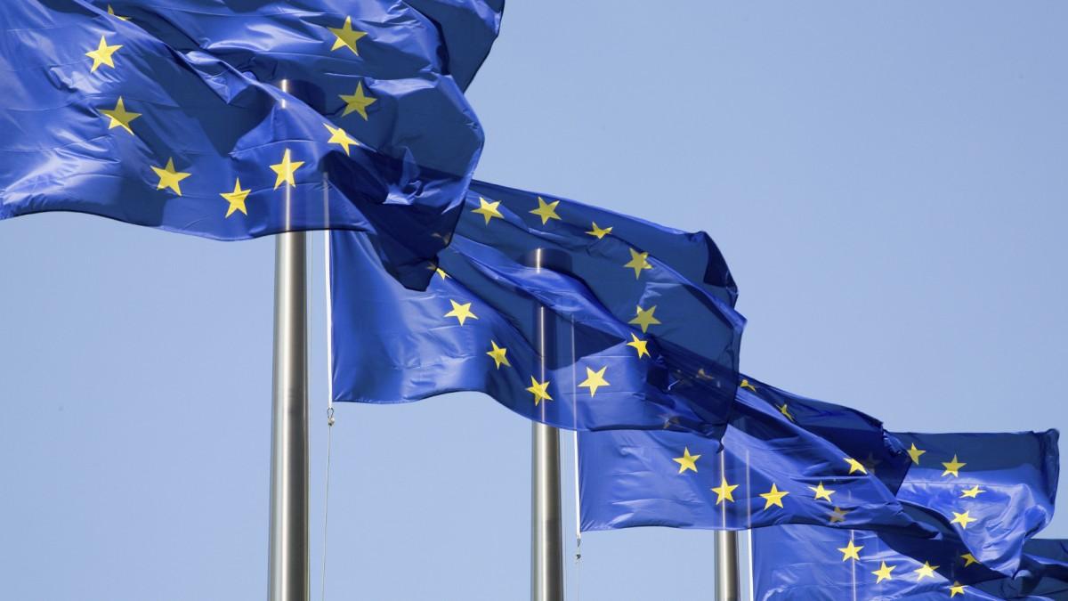 EU-flaggor