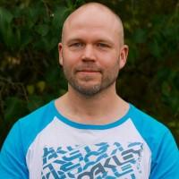 Bild på Fredrik Hollsten